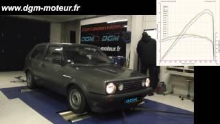 VOLKSWAGEN GOLF 2 GTI 1.8L @ 2.0L 16S - Dijon Gestion Moteur