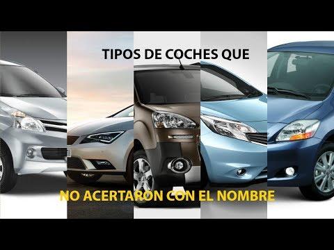 TIPOS DE COCHES QUE NO ACERTARON CON EL NOMBRE - RANDOM JMLL