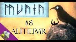 Munin #8 Alfheimr