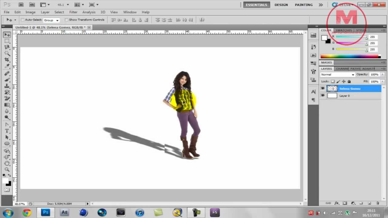 How To Make Photoshop Cartoons In About