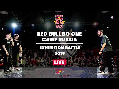 Red Bull BC One All Stars Vs. East Bloc Squad | Exhibition Battle | Camp Russia 2019