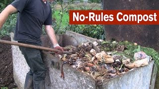 No-Rules Compost