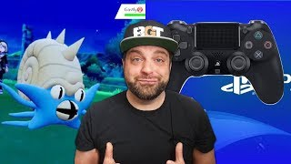 PS5 Controller REVEALED + Pokemon Sword Hacks Add Missing Pokemon!