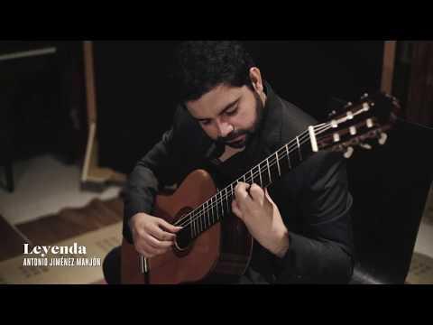 Antonio Jiménez Manjón - Leyenda -  Joao Carlos Victor