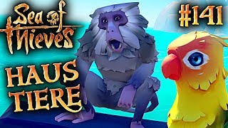 ES GIBT TIERE! NEUES UPDATE! Sea of Thieves Deutsch German PC Gameplay #141