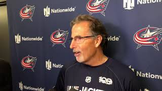 Blue Jackets coach John Tortorella on playing the right way and a lack of hate in today's NHL