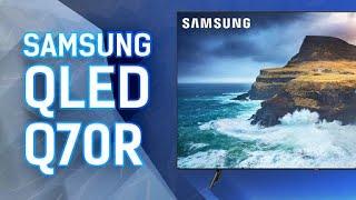 Reviewing The Samsung Q70R Series QLED TV - QN65Q70R