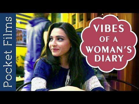 A vibes of women's diary - Social Awareness ShortFilm