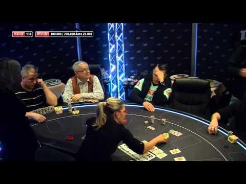 German Nine - Final Table der Deutschen Bracelet Meisterschaft 2014 - Live Stream