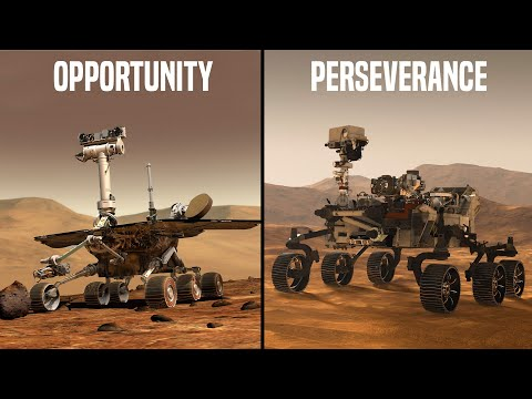 This Is Why NASA's Perseverance Mars Rover Succeeded On Mars