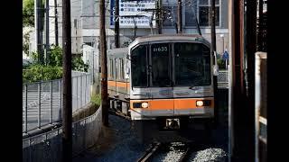 熊本電鉄01形(元東京メトロ01系)走行音(音のみ) 区間:熊本電鉄菊池線(上熊本線) 上熊本→北熊本
