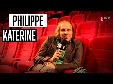 "PHILIPPE KATERINE: ""J'aime manger des bananes"" - Interview"