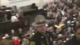 New vid: Mob heckles NH legislators