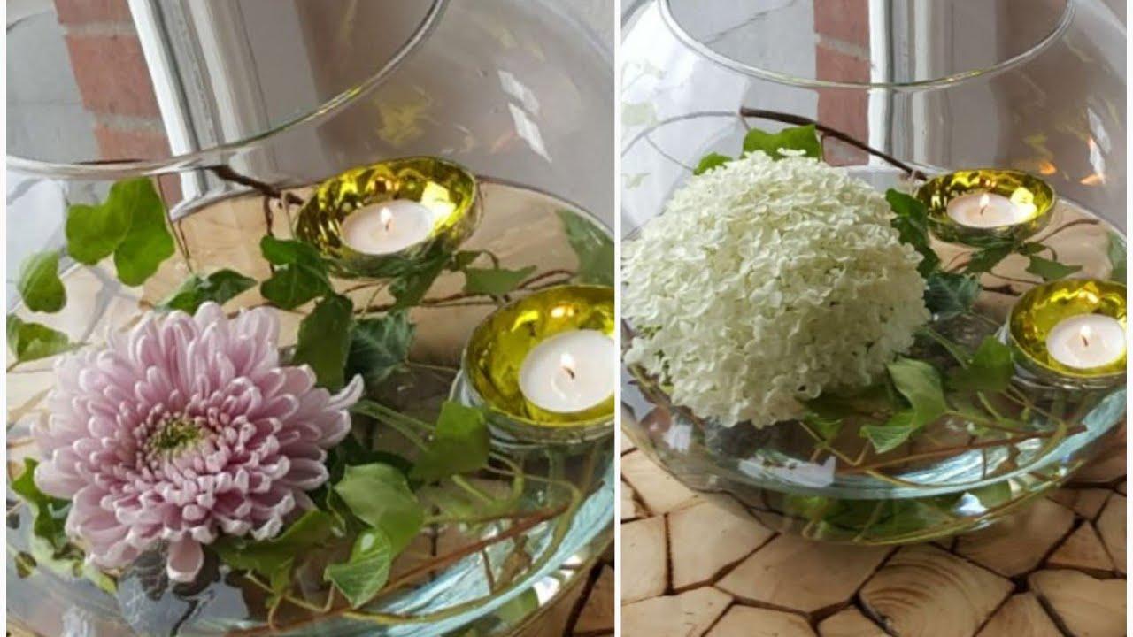 holt den sommer rein sommer im glas deko sommerdeko hortensie dekomitblumen youtube. Black Bedroom Furniture Sets. Home Design Ideas