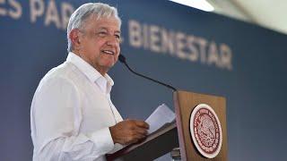 'Programas Integrales de Bienestar', desde Colima, Colima