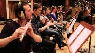 """Making of musique """"Les mondes perdus"""" - Samuel Safa"""