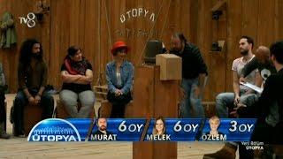 Ütopyada İlk Oylama Ve Eleme Yapıldı - Ütopya Türkiye 14 Kasım 2014