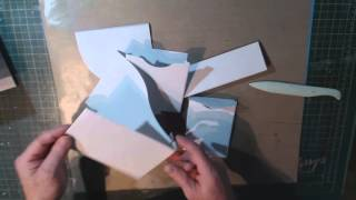 Bland Designs- How to Use the Heartfelt Creations Flip Fold Album Inserts