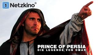 Prince of Persia - Die Legende von Omar (Abenteuer, Historiendrama in voller Länge auf Deutsch) *HD*