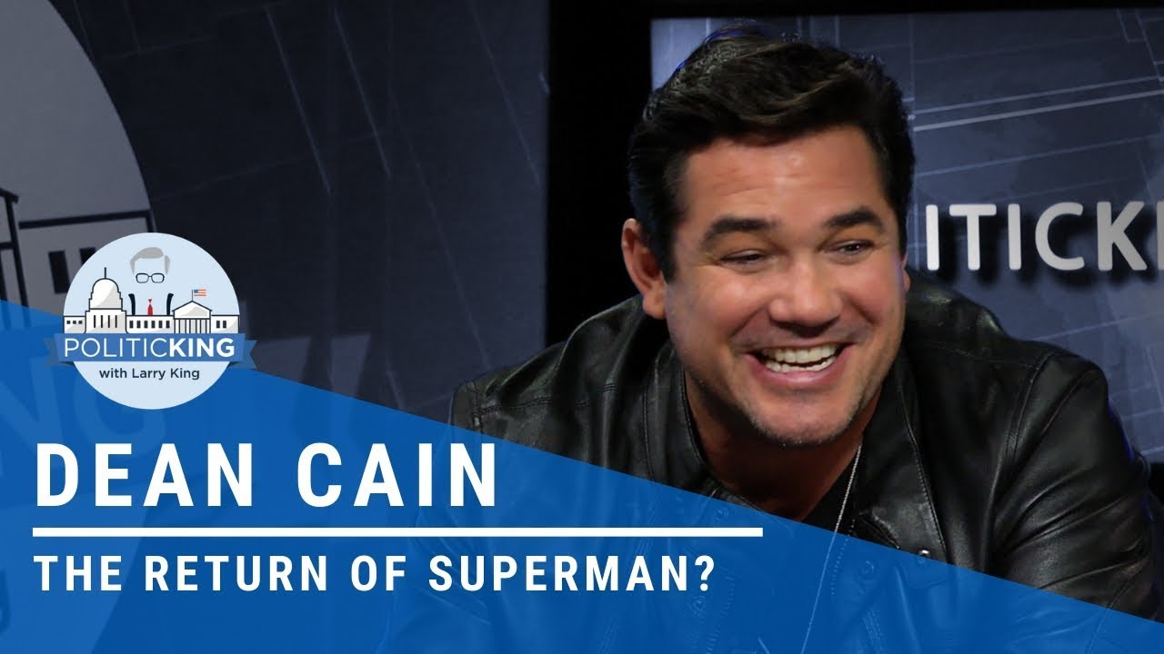 Download Reboot of Lois & Clark: The New Adventures of Superman: Is Dean Cain In?