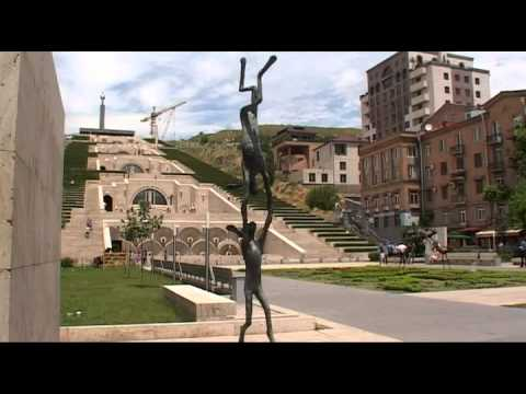 """On the Roads of Armenia"" - the Second TV Program about the Cafesjian Center for the Arts"