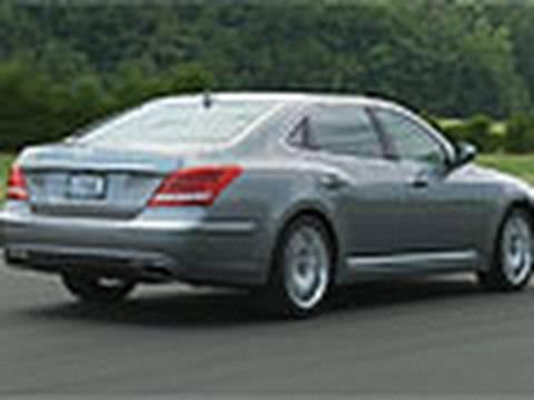 Hyundai Equus First Look Consumer Reports