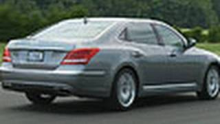 Hyundai Equus First Look Consumer Reports