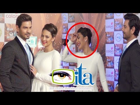 Rochelle Rao And Keith Reaction On Bigg Boss 11 At ITA Awards 2017