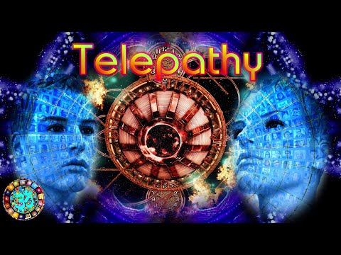 Telepathy Brainwaves (Isochronic Tone + Binaural Beats) - Psychic Powers