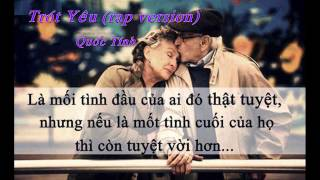 Trót Yêu( Rap version)