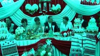 Прикольна свадьба в селі. Волиньська область