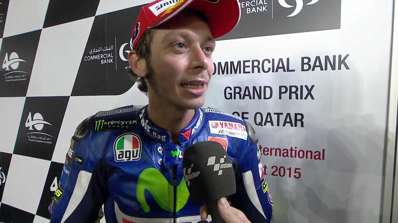 """画像: Rossi: """"My best ride ever"""" youtu.be"""