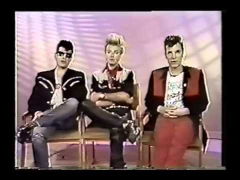 STRAY CATS MTV