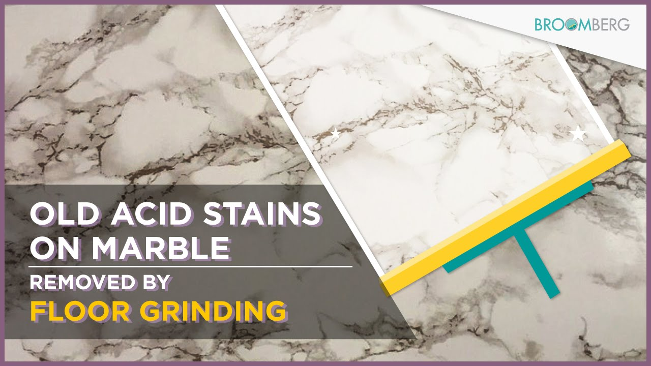 How to Remove Stains From Marble [DIY +