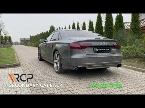 audi-s8-|-rcp-exhausts-|-cat-back-exhaust