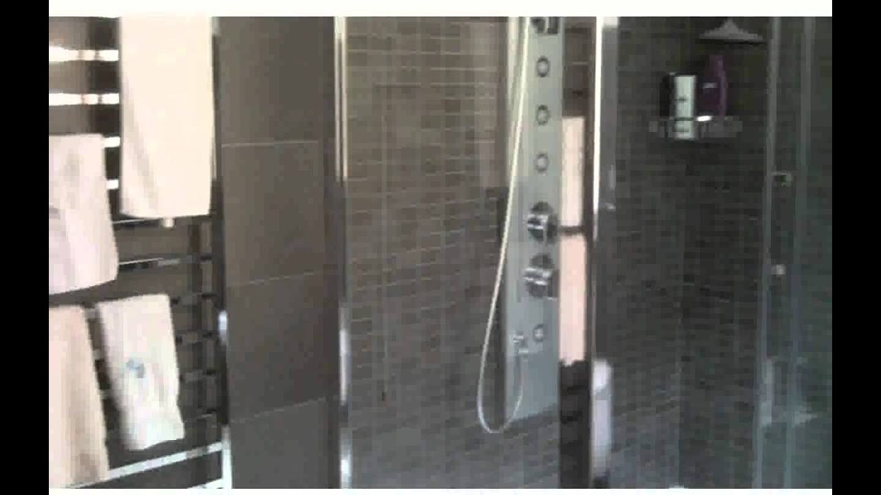 Idee arredare bagno foto youtube for Idee bagno garage
