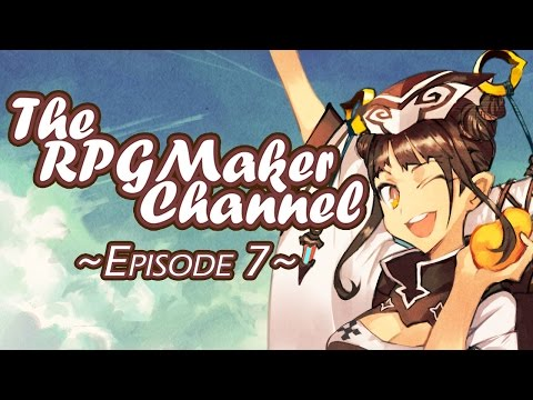 RPG Maker Channel Episode 7b: Character Generator