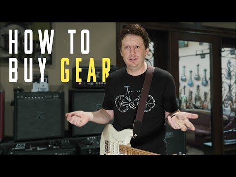 """""""How to Buy Gear 