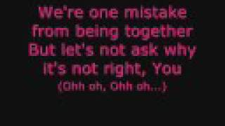 Seventeen Forever - Metro Station - lyrics