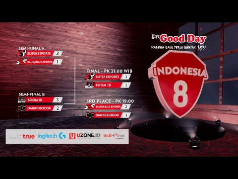 INDONESIA 8 - GRAND FINAL!