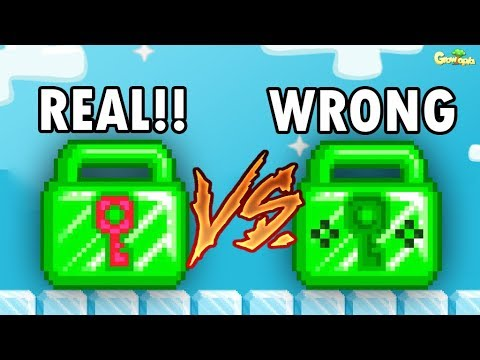 ABOUT NEW EMERALD LOCK SCAM!! (R.I.P GT?) | GrowTopia