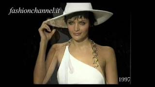 """Helena Christensen"" Model Portfolio 1994 1997 by Fashionchannel"