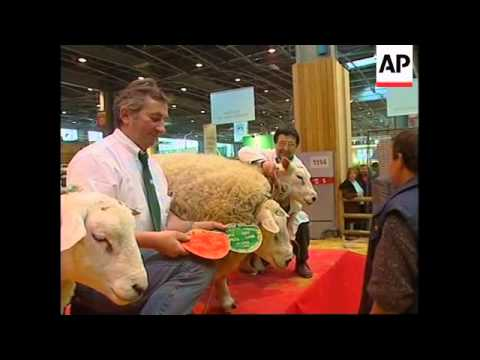 FRANCE: AGRICULTURE SALON