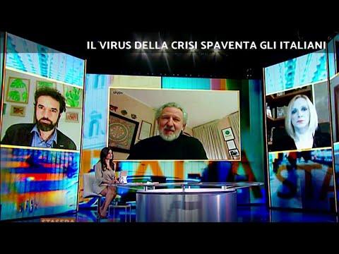 Odifreddi a Stasera Italia: più scienza come effetto del virus?