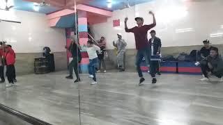 (Hip hop routine by - aman shahi sir❤️) song- ayo ft chris brown and tyga