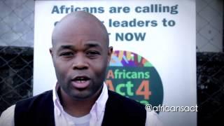 Marvin Winans Jr #Act4Congo