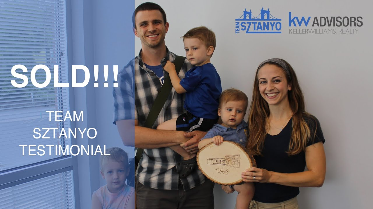 Finding the Perfect Cincinnati House - Team Sztanyo Testimonial
