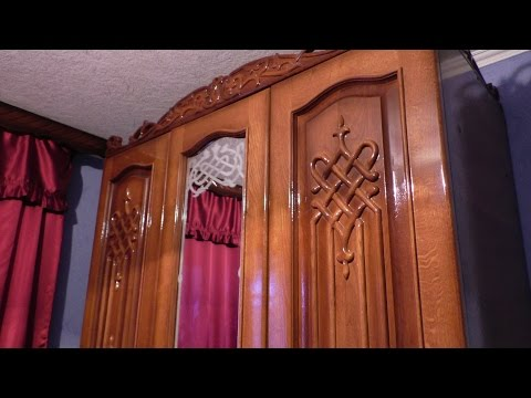 Реставрация старого шифоньера / Restoration of the old chiffonier