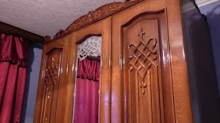 Реставрация старого шифоньера / Restoration of the old chiffonier
