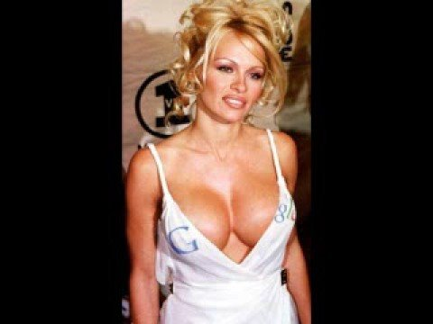 Pamela Anderson -  Makes An Ass Out Of Her Chest! WTF? thumbnail